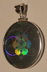 new hologram pendant 2