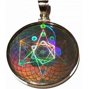 EMF-Shield-Hologram-pendant-sterling-silver