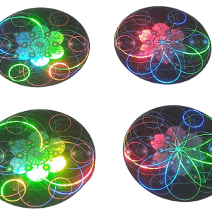 EMF Radiation Protection – Hologram 3 pack