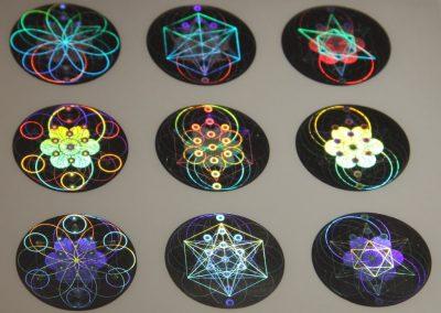 emfshield holograms