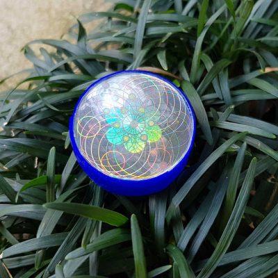infinity 8 emf shield - silver_grass_