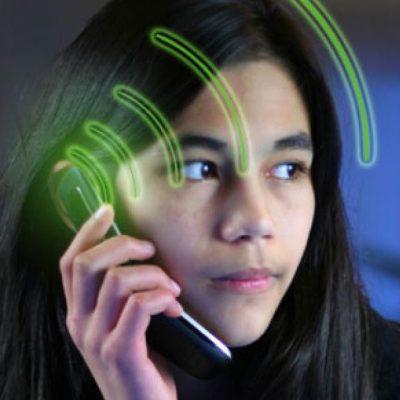phone radiation to head